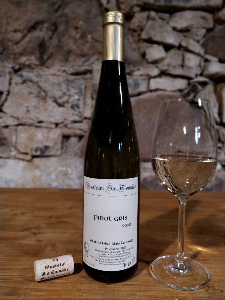 Pinot Gris 2020 polosuché